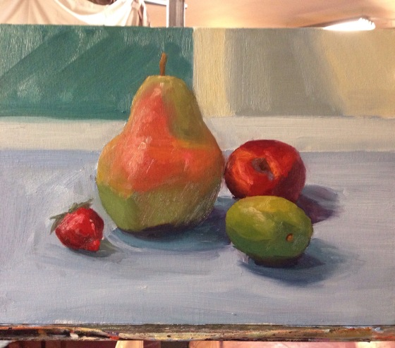 My still life painting
